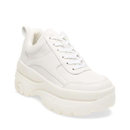 HANSEL WHITE LEATHER