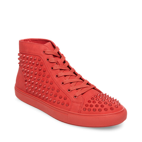 JESTER RED NUBUCK
