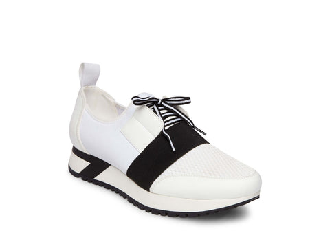 POLAR WHITE/BLACK - Steve Madden