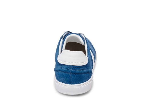 SEWELL BLUE SUEDE - Steve Madden