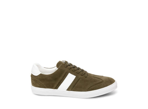 SEWELL OLIVE SUEDE - Steve Madden