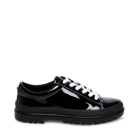 TRICKS BLACK PATENT - Steve Madden