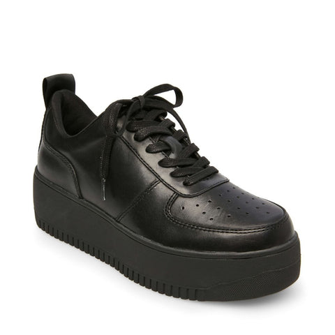 VENGEANCE BLACK LEATHER - Steve Madden