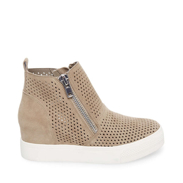 33d3e5e5d60 WEDGIE-P TAUPE SUEDE