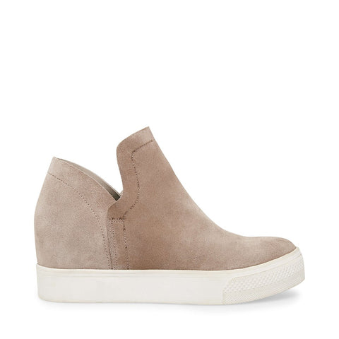 WRANGLE TAUPE SUEDE