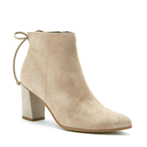 TIANA WATERPROOF TAUPE SUEDE
