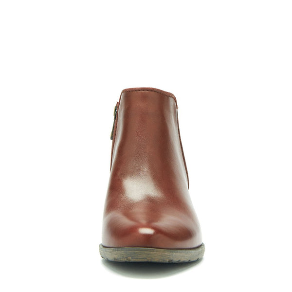 BVILLA WATERPROOF CAMEL LEATHER - Steve Madden