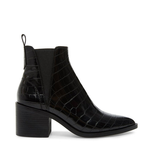 AUDIENCE BLACK CROCODILE - Steve Madden