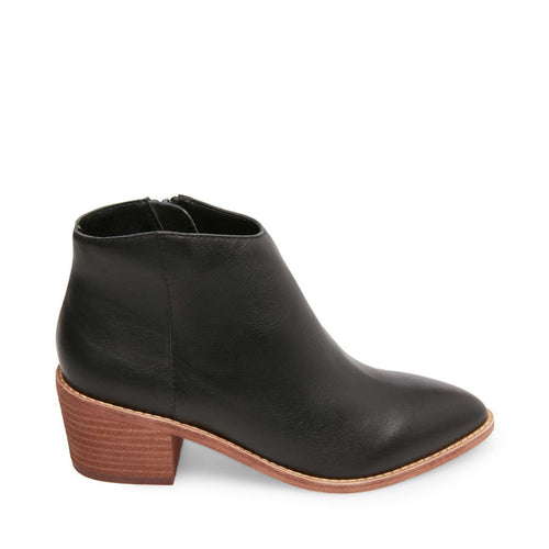 AUTUMN BLACK LEATHER - Steve Madden