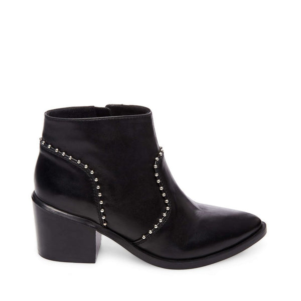 BOLD BLACK LEATHER - Steve Madden