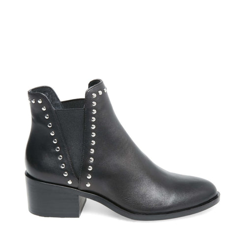 CADE BLACK LEATHER - Steve Madden