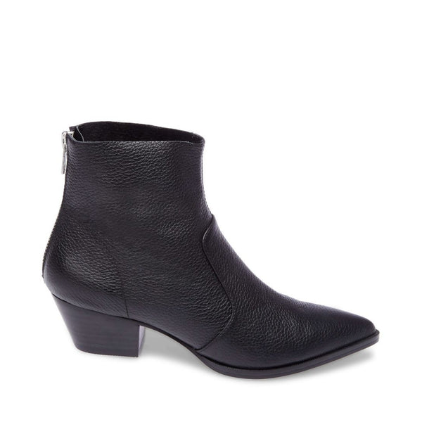 CAFE BLACK LEATHER - Steve Madden