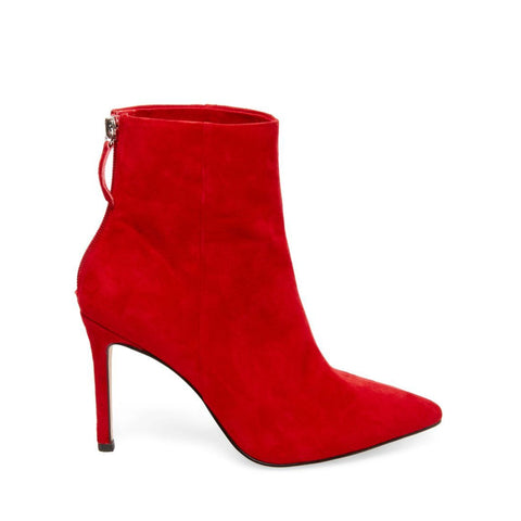 CAREY RED SUEDE