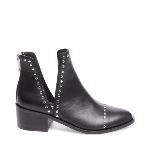 CONSPIRE BLACK LEATHER - Steve Madden