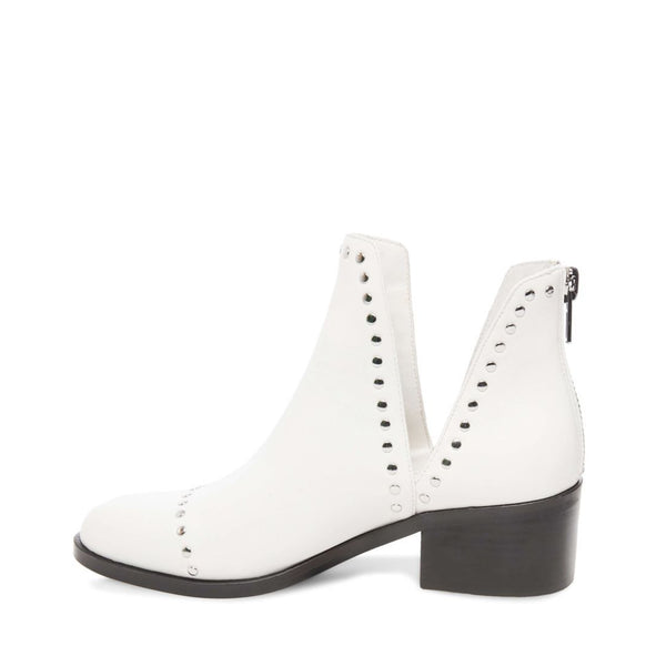 CONSPIRE WHITE LEATHER - Steve Madden