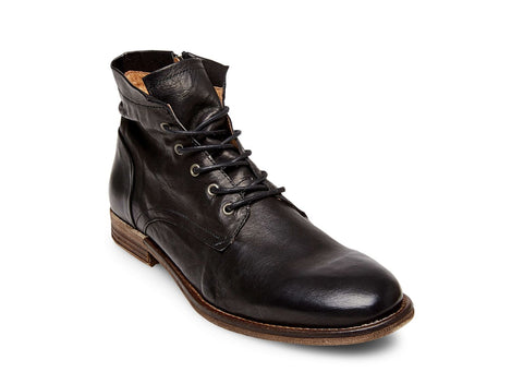 CORDOVA BLACK LEATHER - Steve Madden