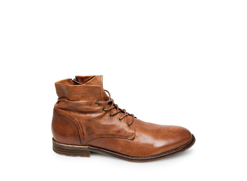 CORDOVA COGNAC LEATHER - Steve Madden
