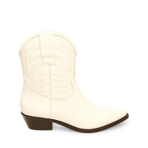 CORPUS WHITE LEATHER - Steve Madden