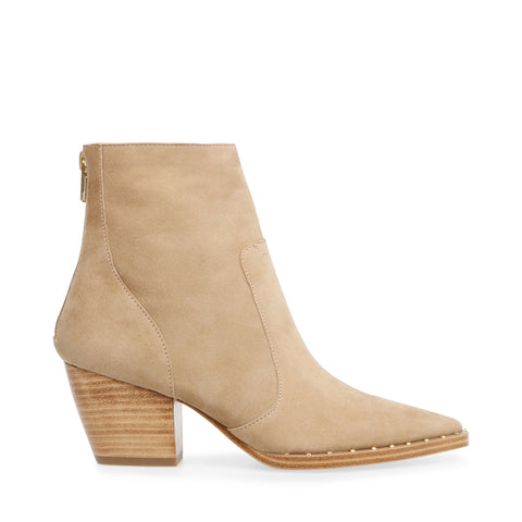 COTTER TAN SUEDE