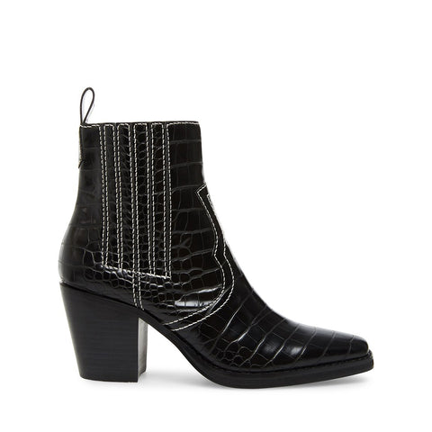 GENIVA BLACK CROCODILE