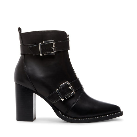 HALLE BLACK LEATHER