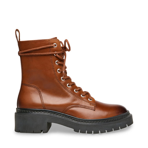 HAZARD BROWN LEATHER
