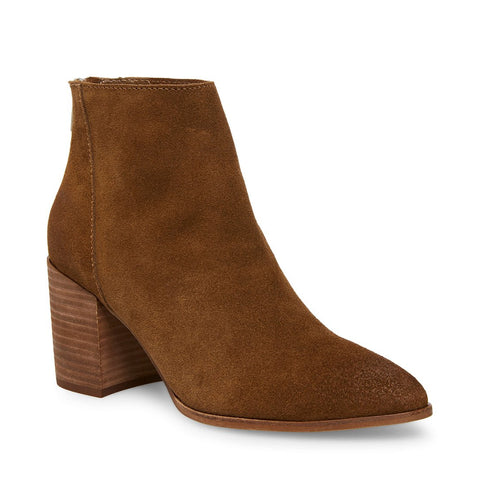 JAMESIE CHESTNUT SUEDE