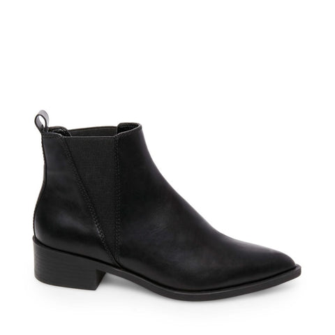 JERRY BLACK LEATHER - Steve Madden
