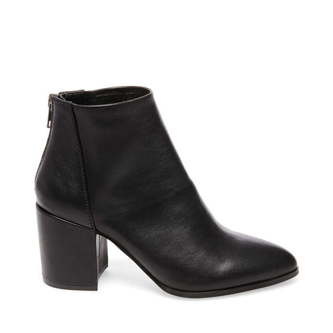 JILLIAN BLACK LEATHER - Steve Madden ... ea232306201a