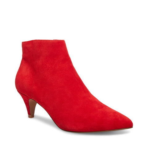 KASEY RED SUEDE