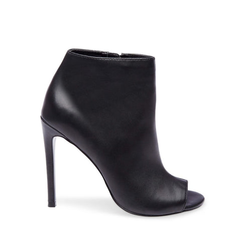 KICKING BLACK LEATHER - Steve Madden