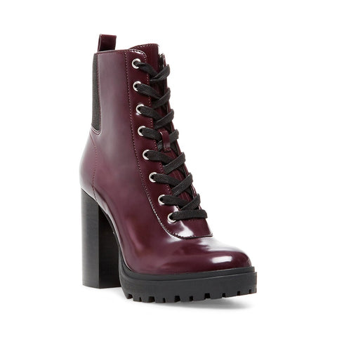 LATCH BURGUNDY - Steve Madden