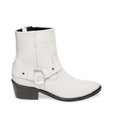 MIGHTY WHITE LEATHER - Steve Madden