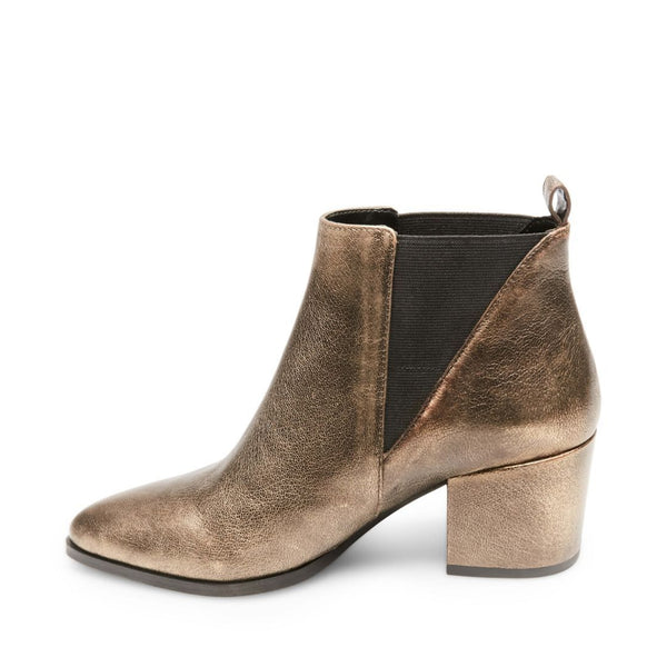 NEUTRAL GOLD LEATHER - Steve Madden