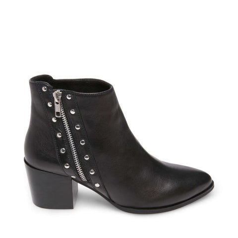 NOLAN BLACK LEATHER - Steve Madden