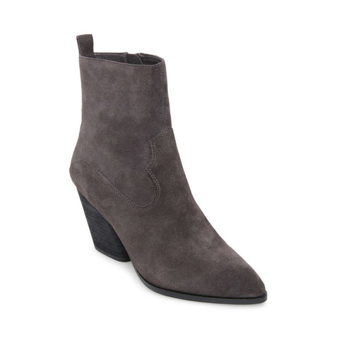 PARTIAL GREY SUEDE - Steve Madden