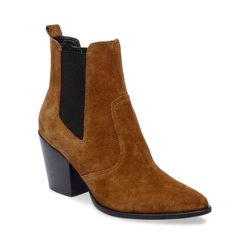 PATRICIA CHESTNUT SUEDE - Steve Madden