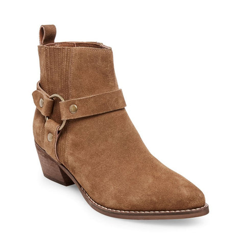 POWERFUL CHESTNUT SUEDE - Steve Madden