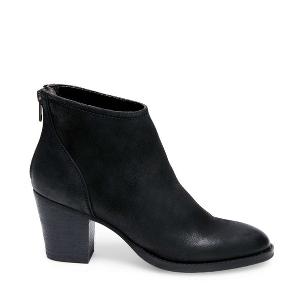 RANDI BLACK LEATHER - Steve Madden