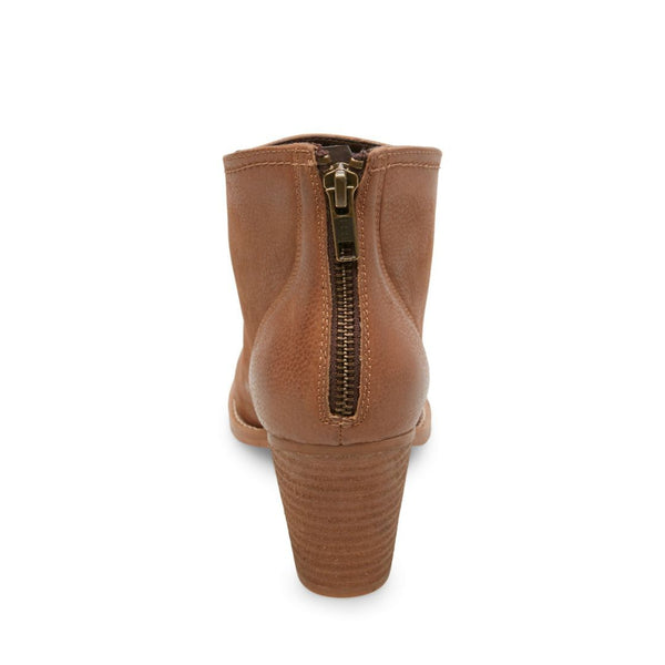 RANDI COGNAC LEATHER - Steve Madden