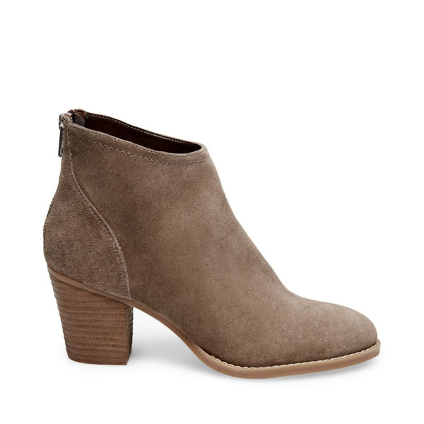 RANDI TAUPE SUEDE - Steve Madden