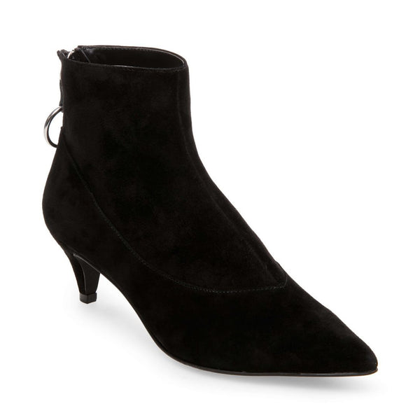 RESOLVE BLACK SUEDE - Steve Madden