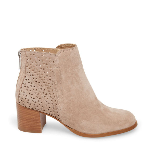 RESTLESS TAUPE SUEDE - Steve Madden