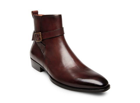 SACHA BROWN LEATHER - Steve Madden