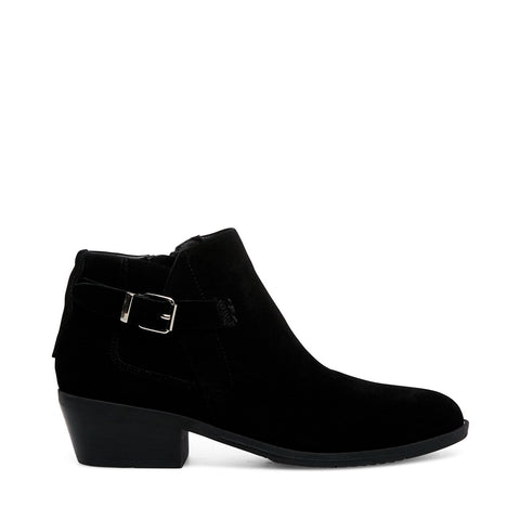 SATIE BLACK SUEDE