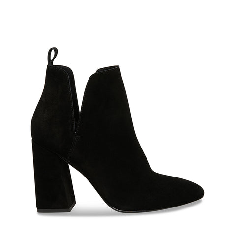 SHANICE BLACK SUEDE