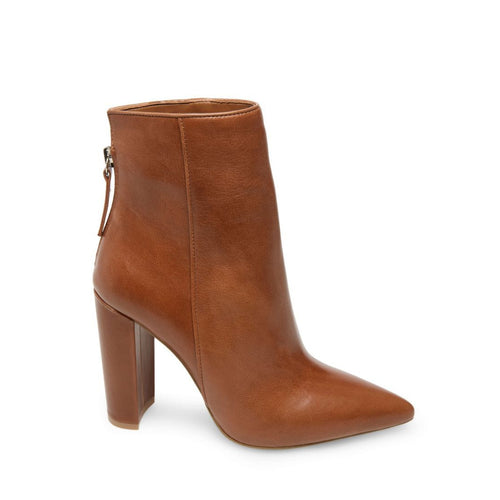TRISTA COGNAC LEATHER - Steve Madden