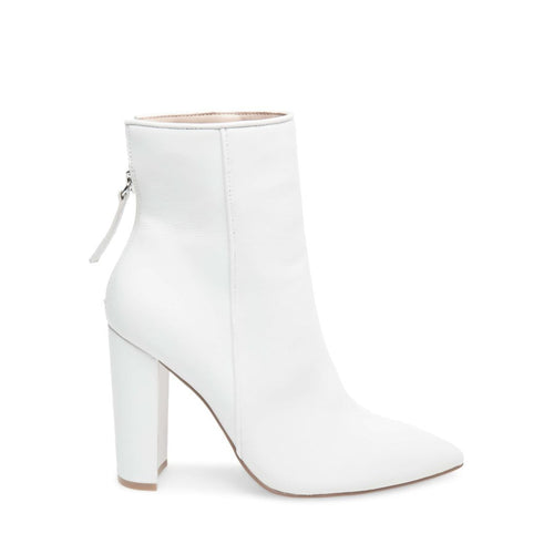 TRISTA WHITE LEATHER - Steve Madden