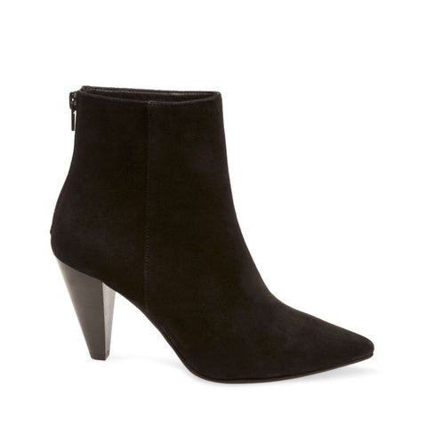 VIRTUE BLACK SUEDE - Steve Madden