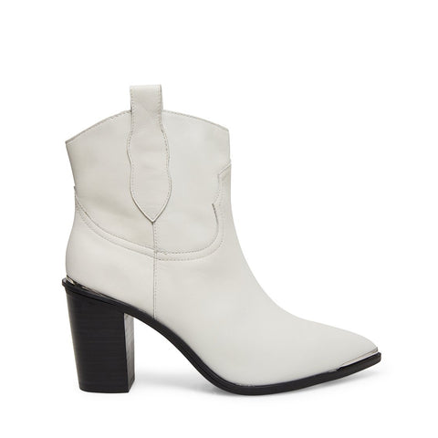ZORA WHITE LEATHER